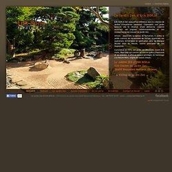 Le jardin Zen d'Erik BORJA (jardin d'artiste à Beaumont-Monteux, Drôme)