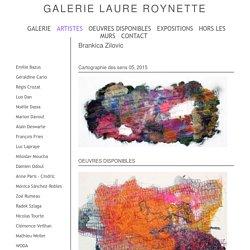 Artiste Brankica Zilovic - Galerie d'Art Paris - Laure Roynette