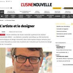 L'artiste et le designer - La Chronique Design