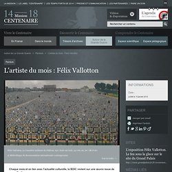L'artiste du mois : Félix Vallotton