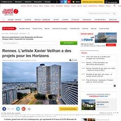 Rennes. L'artiste Xavier Veilhan a des projets pour les Horizons