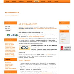 Boutique Artisteer de Kapitec Software