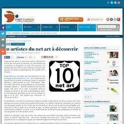 10 artistes du net art à découvrir