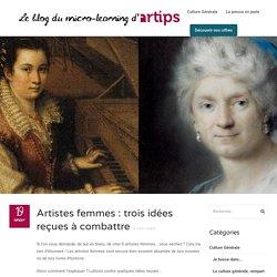 Artistes femmes : trois idées reçues à combattre