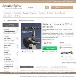 Artistes femmes de 1905 à nos jours - DessinOriginal.com