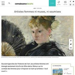 Artistes femmes ni muses, ni soumises