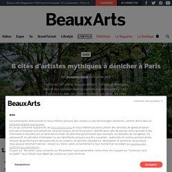8 cités d'artistes mythiques à dénicher à Paris