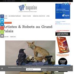 Artistes & Robots au Grand Palais
