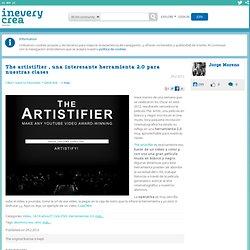 The artistifier , una interesante herramienta 2.0 para nuestras clases