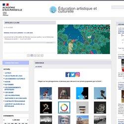 Aix-Marseille le site de l'Éducation artistique et culturelle