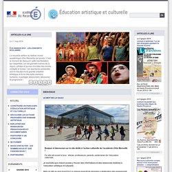 DAAC Éducation artistique et culturelle