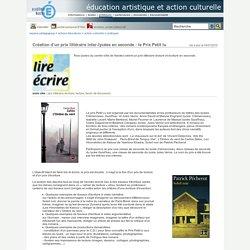 Prix inter-lycées Petit Lu
