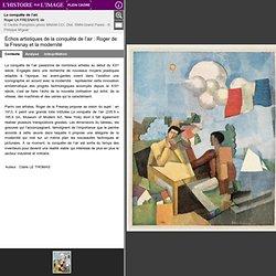 Échos artistiques de la conquête de l'air : Roger de la Fresnay et la modernité