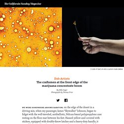 Dab Artists - The California Sunday Magazine