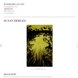 Susan Derges - Artists - Danziger Gallery