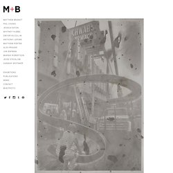 Mike Brodie - Artists - M+B