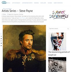 Artists Series - Steve Payne