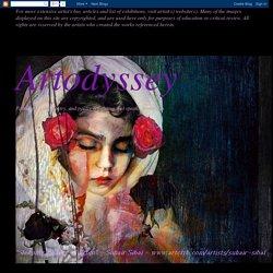 Artodyssey: Suad Al Attar - سعاد العطار