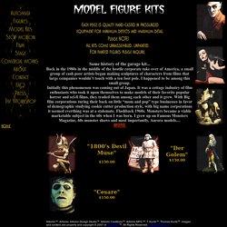Artomic Model Kits