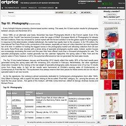 número 1 en información sobre el mercado del arte - Subastas