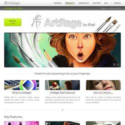 iPad - ArtRage