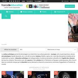 FranceTVéducation - Arts