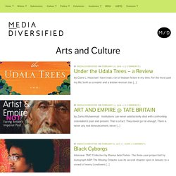 Arts and Culture – Media Diversified