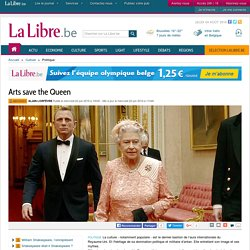 Arts save the Queen