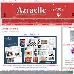 ARTS VISUELS - Azraelle au CE2