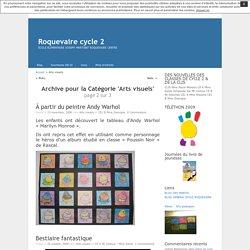 Arts visuels « Roquevaire cycle 2