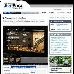 A Character Life Box