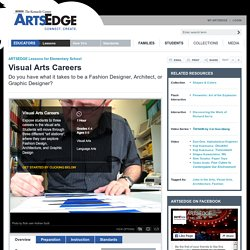 ARTSEDGE: Visual Arts Careers
