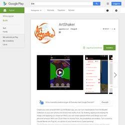 ArtShaker – Android-appar på Google Play