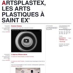 ARTSPLASTEX, Les ARTS PLAStiques à SainT EX' - page 3