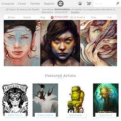 Artsprojekt - Home Page