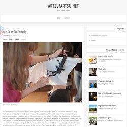 ARTSUFARTSU.NET » Interfaces for Empathy
