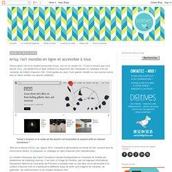 Artsy, l'art mondial en ligne et accessible à tous
