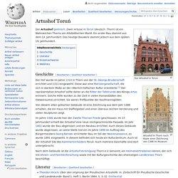Artushof Toruń