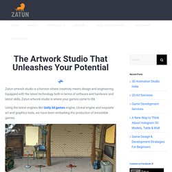 The Artwork Studio That Unleashes Your Potential