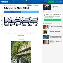 Artworks de Mass Effect