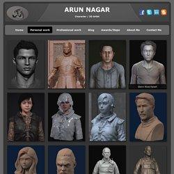 Arun Nagar Personal Work - Arun Art