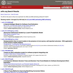 arXiv.org Search