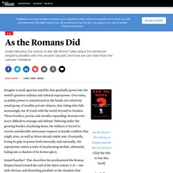 As the Romans Did - Gina Hahn