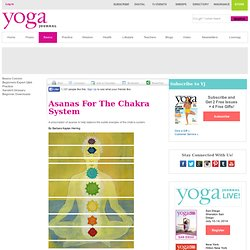 Yoga Beginners Expert Q&A - Asanas for the Chakra System