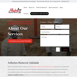 Asbestos Fence Removal, Asbestos Bathroom & Roof Removal Adelaide
