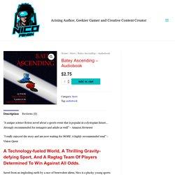 Batey Ascending – Audiobook