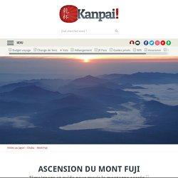 Ascension du Mont Fuji - Témoignage et guide pour gravir la montagne sacrée