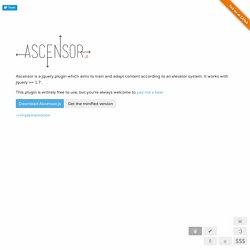 Ascensor.js