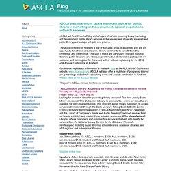 ASCLA Blog