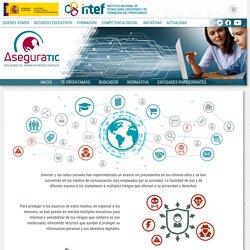 AseguraTIC - Seguridad del menor en medios digitales